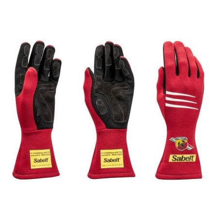 Sabelt Abarth Trophy glove