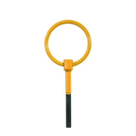 Steel tow hook 80mm.